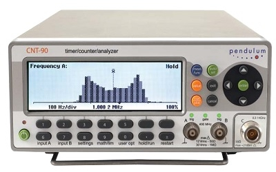 Frequency Counter  to 27 GHz