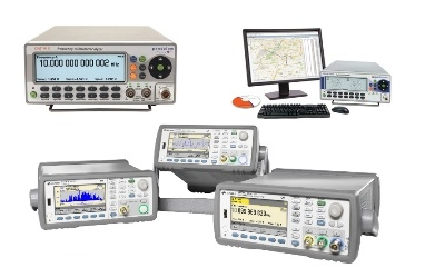 Frequency Counter - Frequency Standard