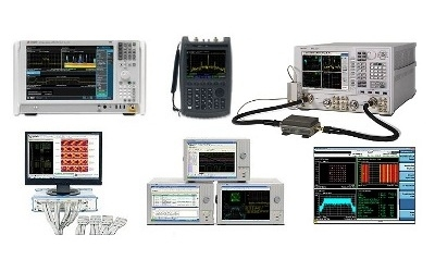 Spectrum Analyzers - Logic Analyzers - Network Analyzers