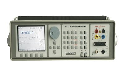 Multifunction Calibration (15 ppm) with current up to 30A