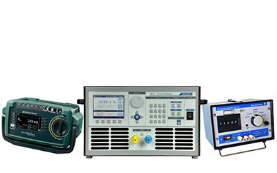 Electrical Measurement and Calibration