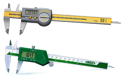 measuring device and non electric calibration equipment