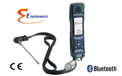 Industrial Combustion Gas & Emissions  Analyzer E4500