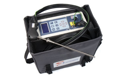 Portable Industrial Flue Gas & Emissions Analyzer E8500