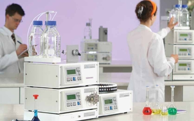 HPLC Automatic Analytical Isocratic Adept System 3