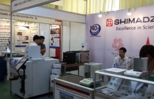 TECOTEC., JSC combined with SHIMADZU to take part in NEPCON Vietnam 2015 exhibition