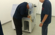 TECOTEC DELIVERED AND INSTALLED SMX-1000PLUS MACHINE FOR UMC CUSTOMER