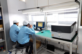 TECOTEC INSTALLED THE EDX-LE PLUS X-RAY FLUORESCENCE SPECTROMETRY FOF WELCO VIETNAM