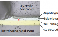 ANALYSIS OF LEAD-FREE SOLDER JOINT INTERFACE