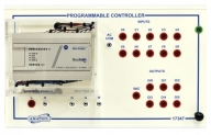 PLC Motor Control Learning System - AB MicroLogix 1000 - 85-MT5AB10