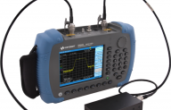 EXPAND YOUR SPECTRUM ANALYZER'S CAPABILITIES  WITH A TRACKING GENERATOR