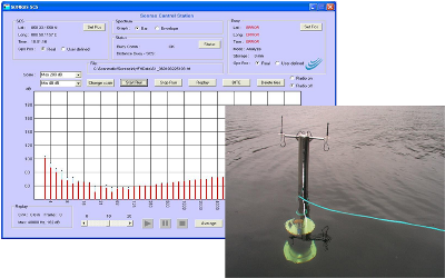 Sonar Registration and Analyzing System