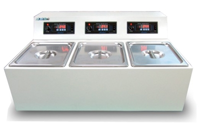 Multi chamber water bath Labtech
