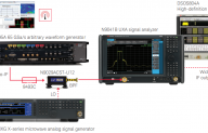 Keysight Advances Autonomous Driving Safety with High Frequency Automotive Radar Test Solution