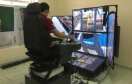 TECOTEC Group coordinates with CMLabs to transfer the Crane Simulation System for Maritime Vocational College Ho Chi Minh City